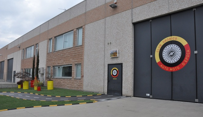 CLUB OROBICO AUTO MOTO D'EPOCA