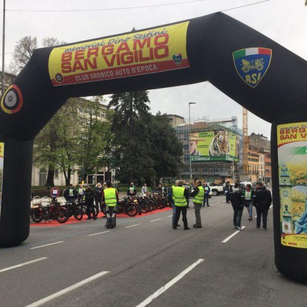 Bergamo – San Vigilio 2018
