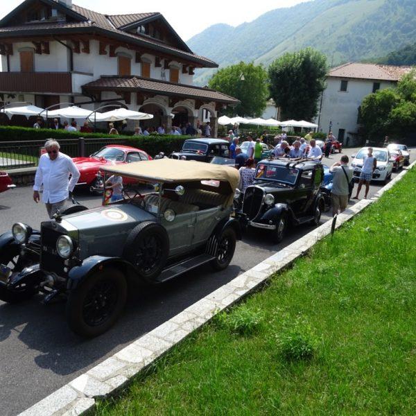 Concorso di Eleganza 2018 – San Pellegrino Terme 2a Parte