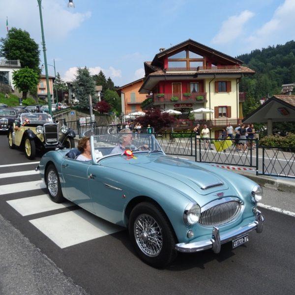 Concorso di Eleganza 2018 – San Pellegrino Terme 1a Parte