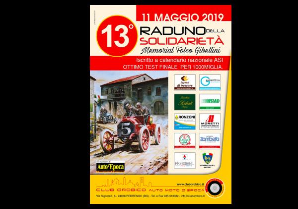 Rally della Solidarietà 2019