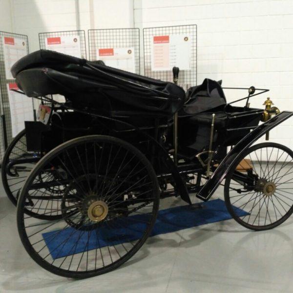Serata Culturale Peugeot Type 3 – 1893