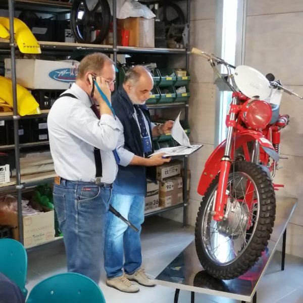 Seduta Omologazioni ASI Moto 2019