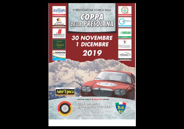 Coppa della Presolana 2019