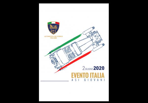 Evento Italia ASI giovani (meeting virtuale 2 giugno)